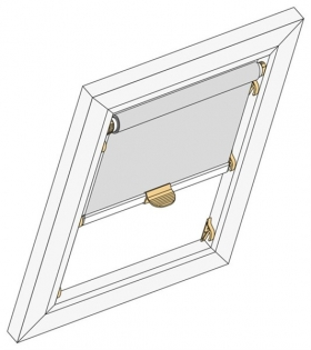 Dachfensterrollo Basic