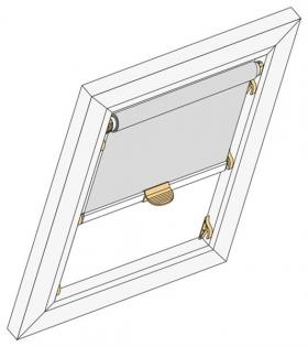 Dachfensterrollo Basic