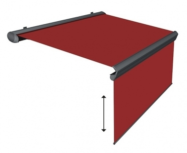 reflexa kassetten markise jubiloplus d sonnenschutzshop24. Black Bedroom Furniture Sets. Home Design Ideas